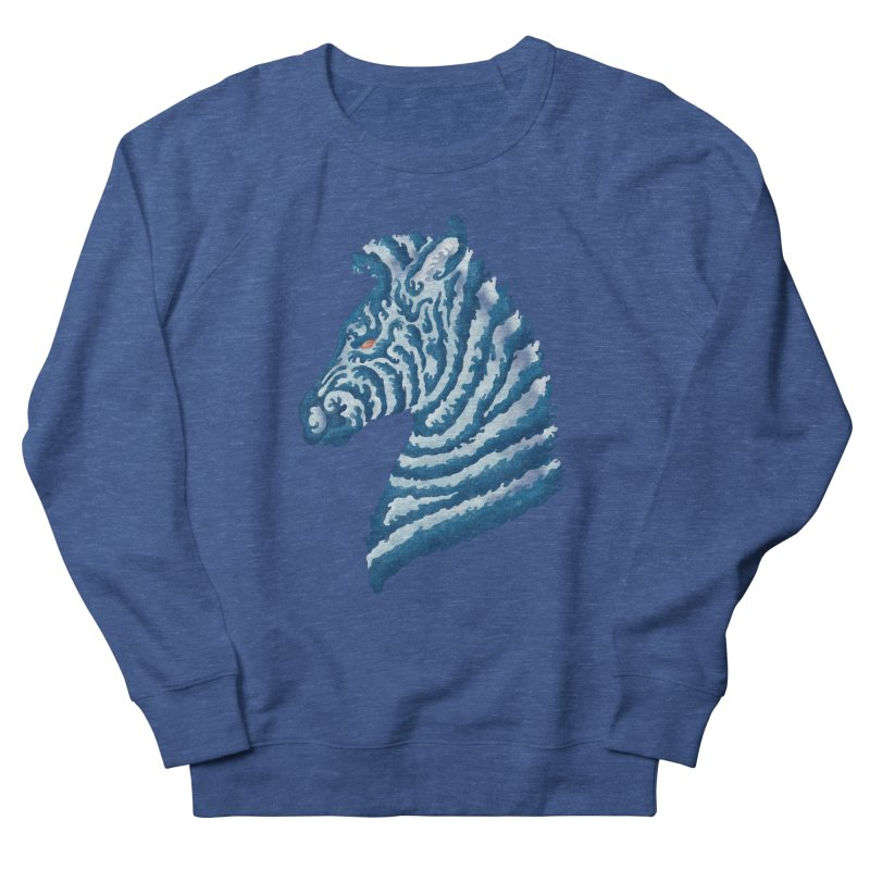 SEAbra Men's Sweatshirt by badbasilisk's Artist Shop