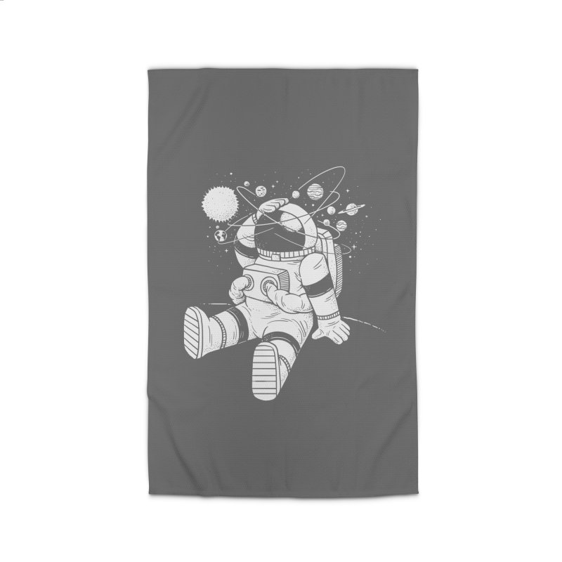 Too much Space Home Rug by badbasilisk's Artist Shop