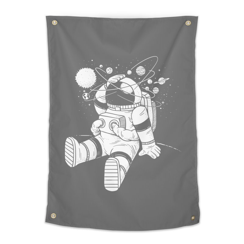 Too much Space Home Tapestry by badbasilisk's Artist Shop