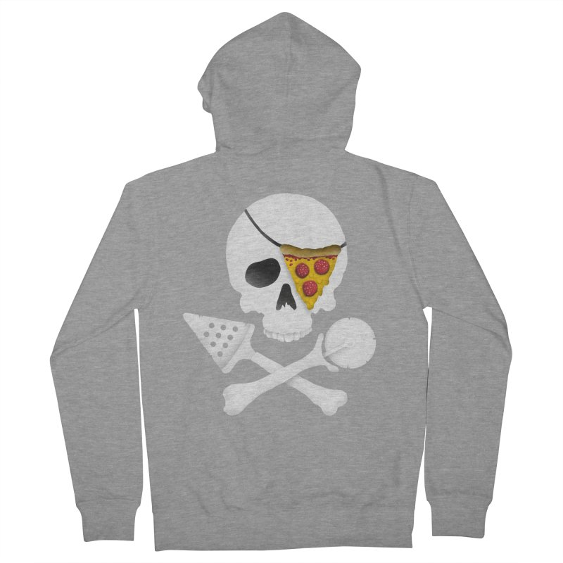 Pizza Raider   by badbasilisk's Artist Shop