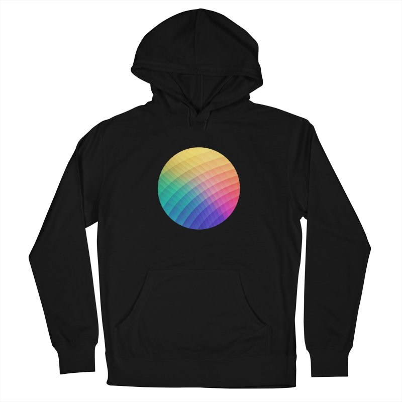 Spectrum Bomb! Fruity Fresh (HDR Rainbow Colorful Experimental Pattern) Men's Pullover Hoody by Badbugs's Artist Shop