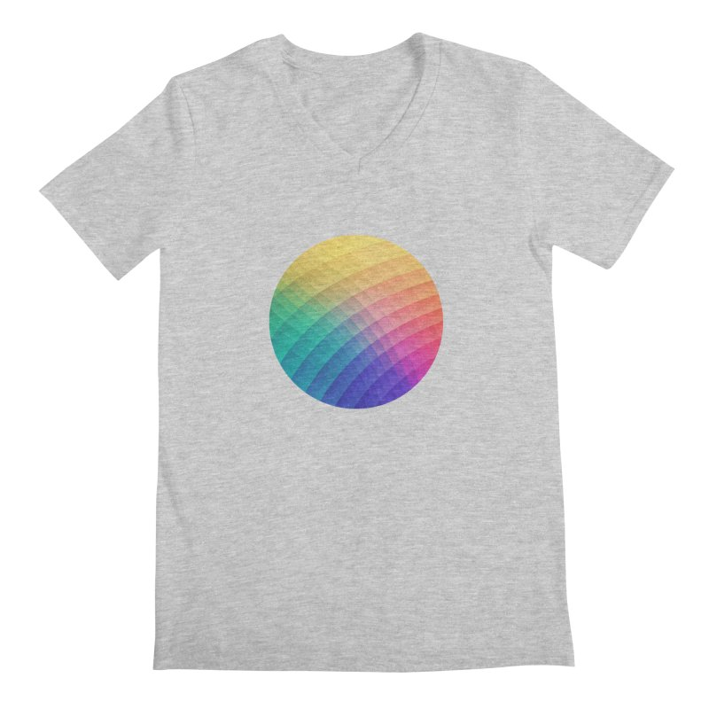 Spectrum Bomb! Fruity Fresh (HDR Rainbow Colorful Experimental Pattern) Men's  by Badbugs's Artist Shop
