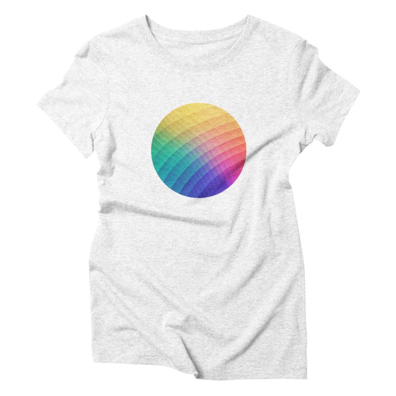 Spectrum Bomb! Fruity Fresh (HDR Rainbow Colorful Experimental Pattern)   by Badbugs's Artist Shop