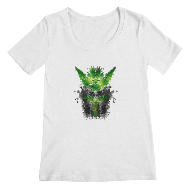 Rorschach Yoda   by Badbugs's Artist Shop