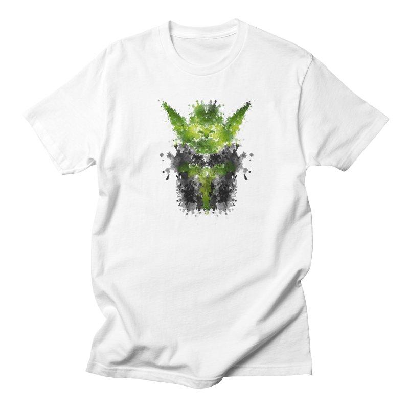 Rorschach Yoda Women's Unisex T-Shirt by Badbugs's Artist Shop