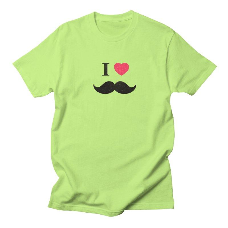I love mustache!   by Badbugs's Artist Shop