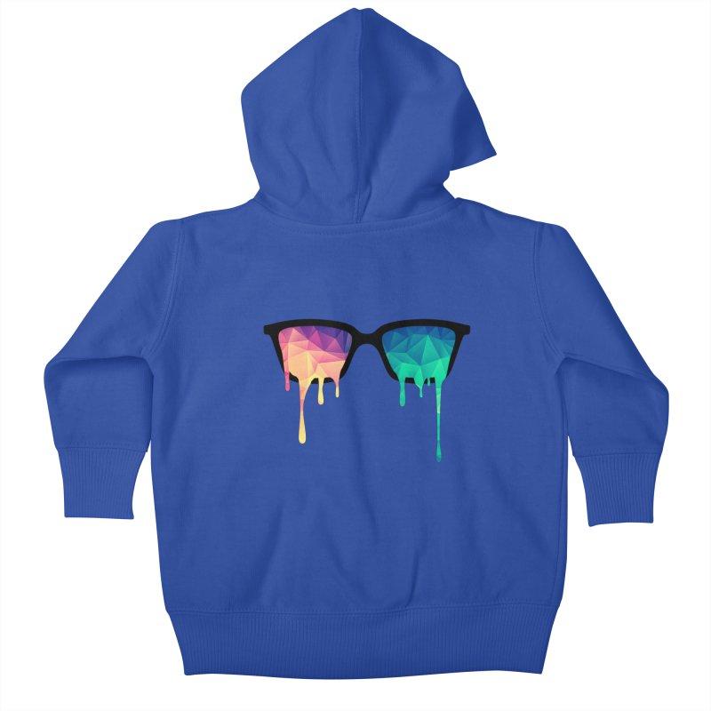 Psychedelic Nerd Glasses   by Badbugs's Artist Shop