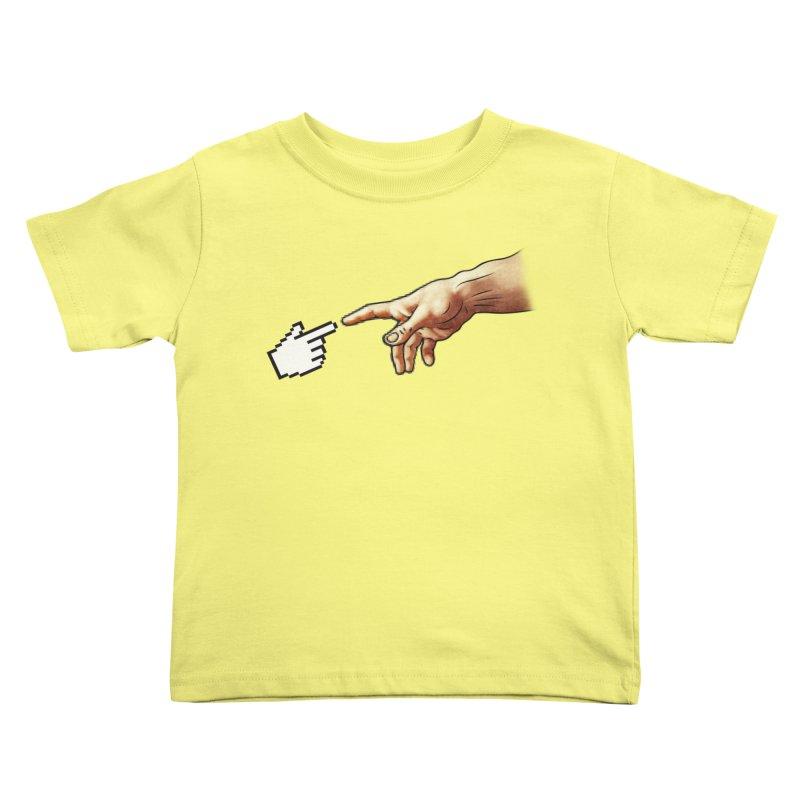 Creation of Adam Parody Kids  by Badbugs's Artist Shop