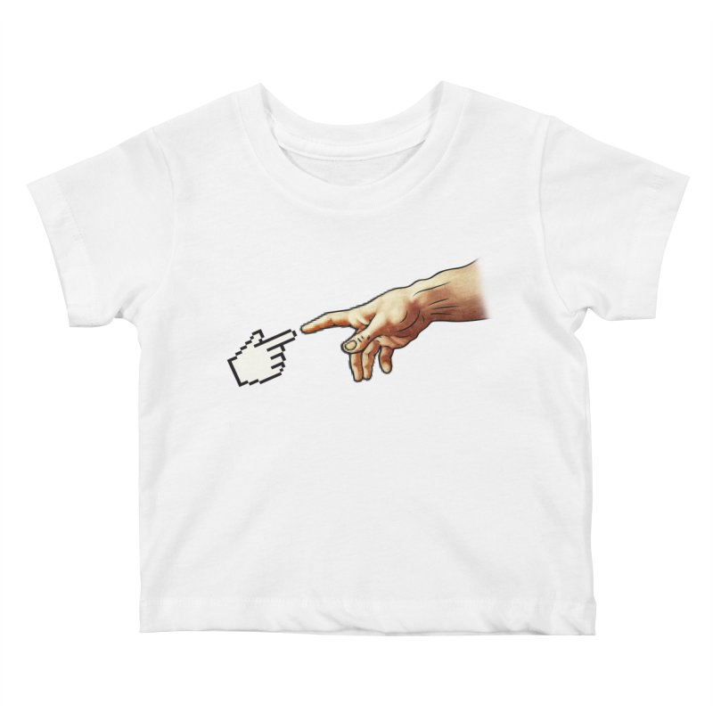 Creation of Adam Parody Kids  by Badbugs's Artist Shop