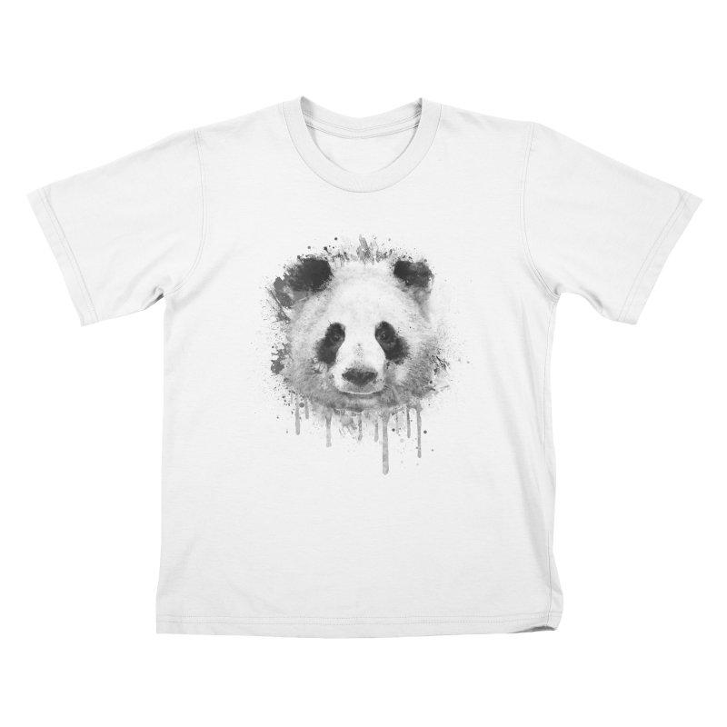 Watercolor Panda Kids  by Badbugs's Artist Shop