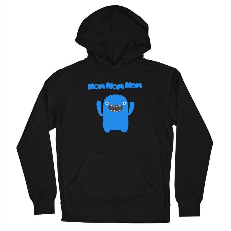 Om nom nom nom Women's Pullover Hoody by Badbugs's Artist Shop