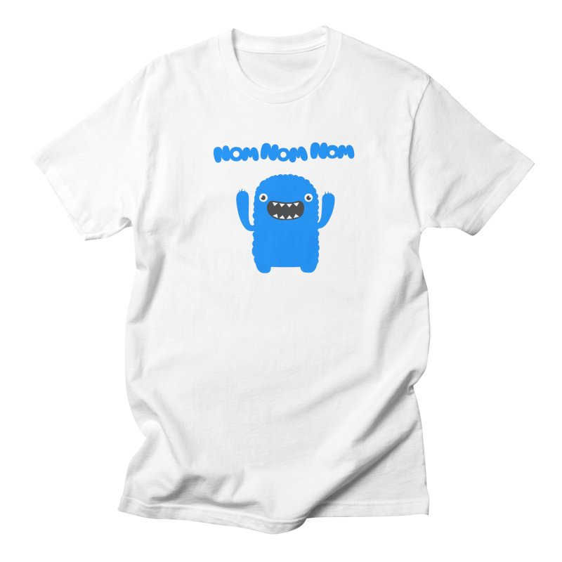 Om nom nom nom Women's Unisex T-Shirt by Badbugs's Artist Shop