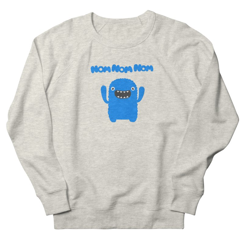 Om nom nom nom Men's  by Badbugs's Artist Shop