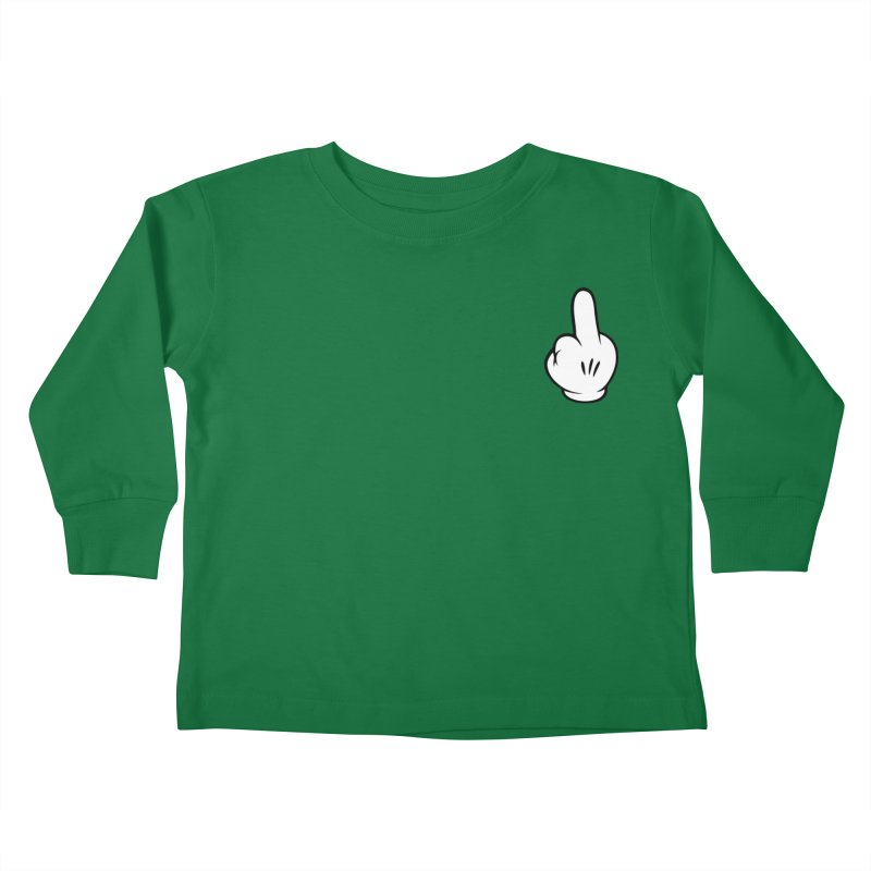 HATERS GONNA HATE! Kids Toddler Longsleeve T-Shirt by Badbugs's Artist Shop