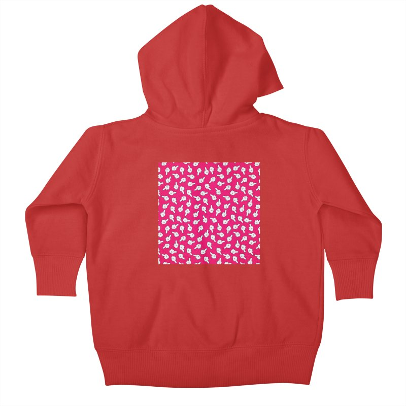 HATERS GONNA HATE! Kids Baby Zip-Up Hoody by Badbugs's Artist Shop