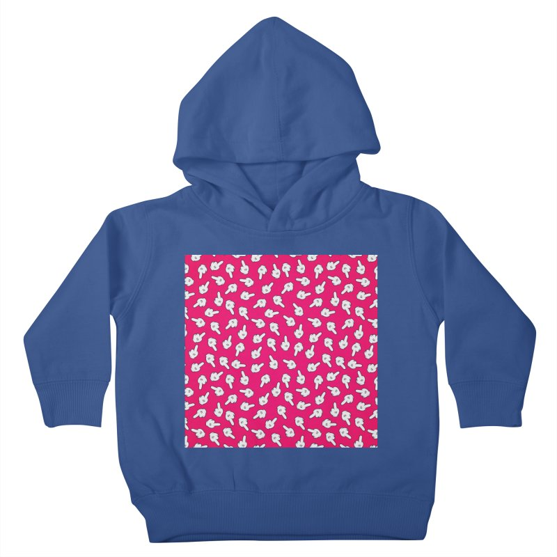 HATERS GONNA HATE! Kids Toddler Pullover Hoody by Badbugs's Artist Shop