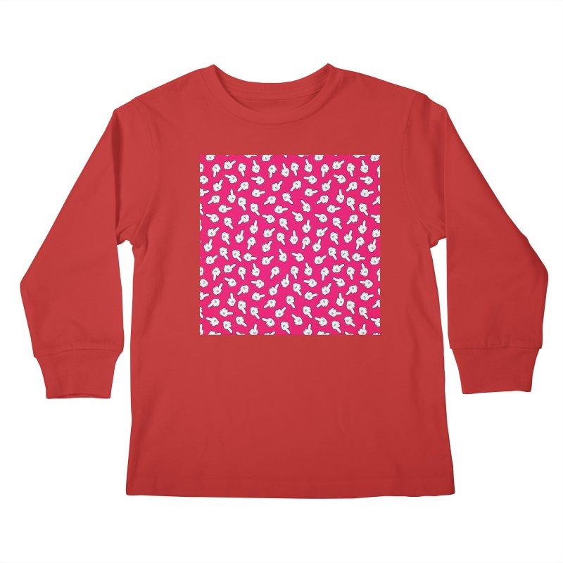 HATERS GONNA HATE! Kids Longsleeve T-Shirt by Badbugs's Artist Shop