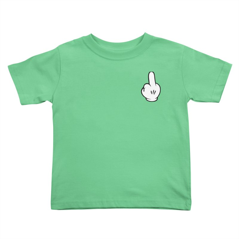 HATERS GONNA HATE! Kids Toddler T-Shirt by Badbugs's Artist Shop