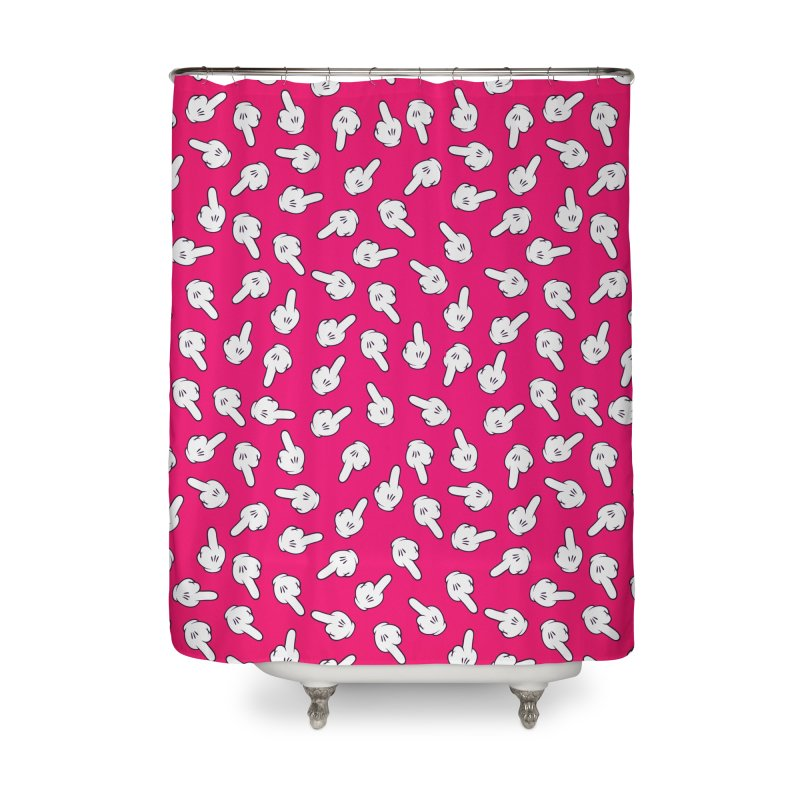 HATERS GONNA HATE! Home Shower Curtain by Badbugs's Artist Shop