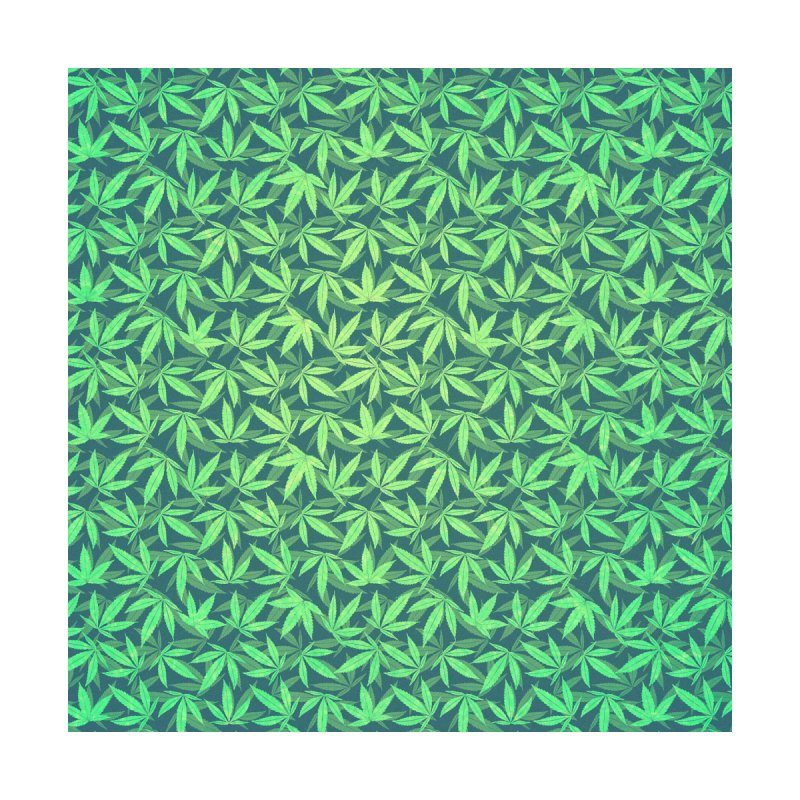 Cannabis / Hemp / 420 / Marijuana  - Pattern by Badbugs's Artist Shop