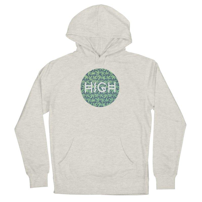 Cannabis / Hemp / 420 / Marijuana  - Pattern Men's Pullover Hoody by Badbugs's Artist Shop
