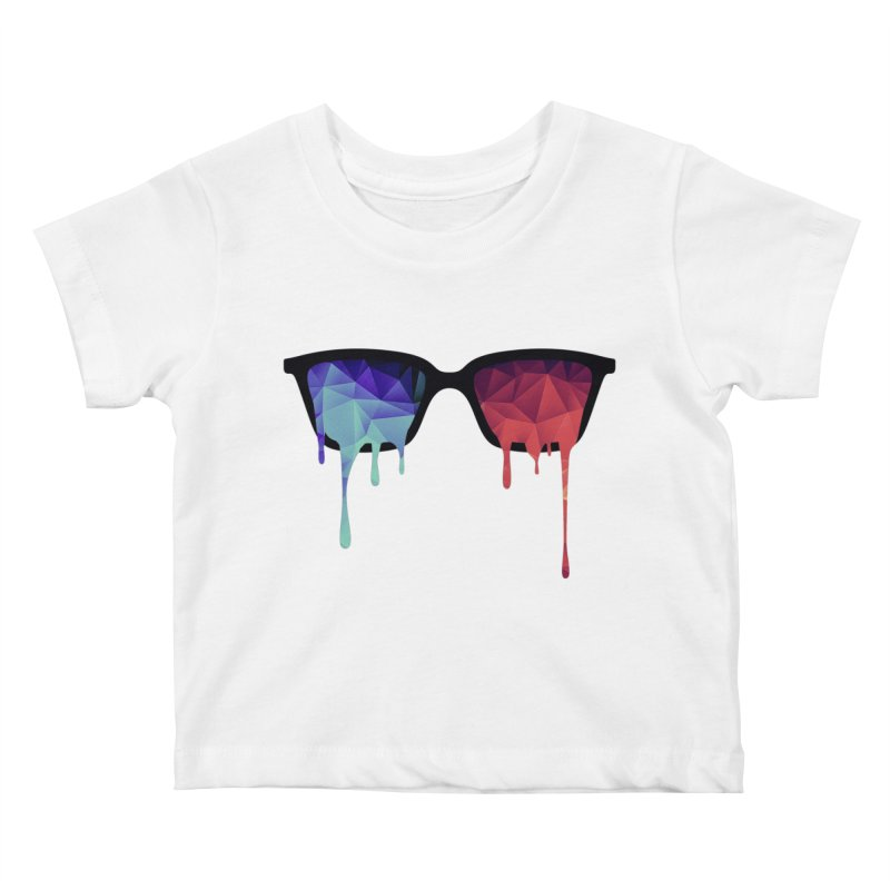 3D Psychedelic / Goa Meditation Glasses Kids  by Badbugs's Artist Shop