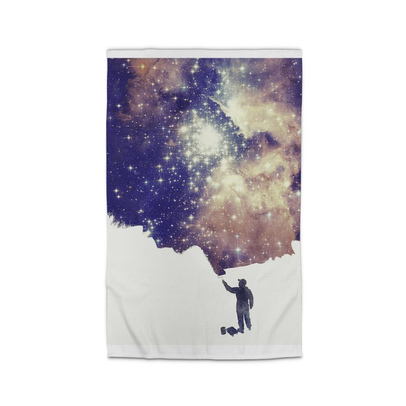 Painting the Universe Home  by Badbugs's Artist Shop