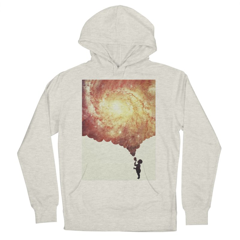 The universe in a soap-bubble! (Awesome Space / Nebula / Galaxy Negative Space Artwork) Women's Pullover Hoody by Badbugs's Artist Shop
