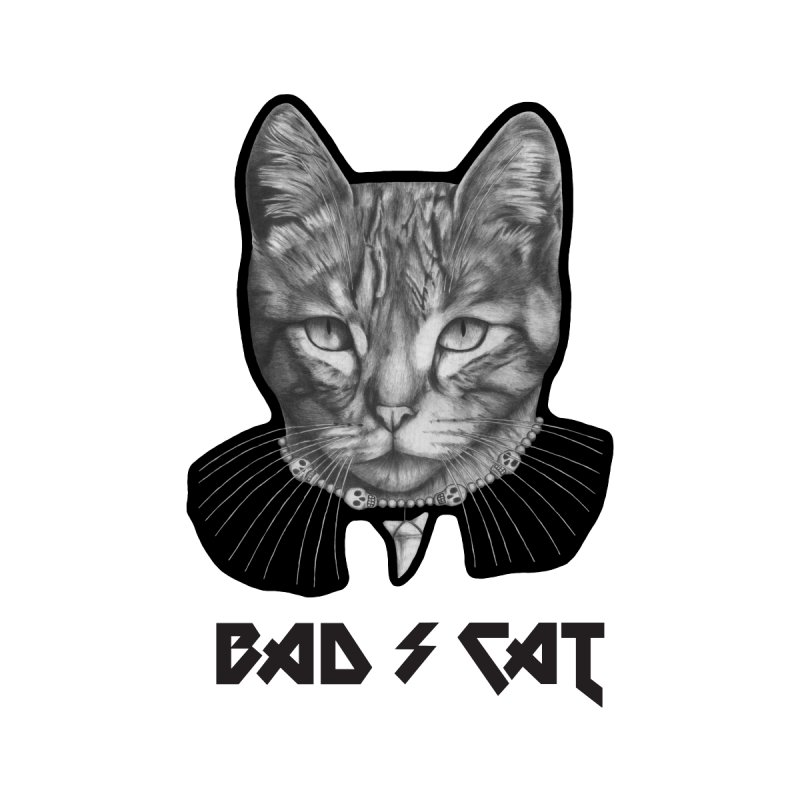 Wild One by Bad Cat Portraits's Artist Shop
