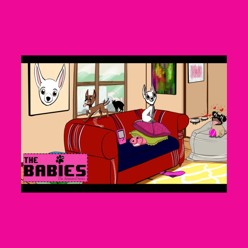 The Babies Animated Series  None  by Bad Date Kate's Artist Shop