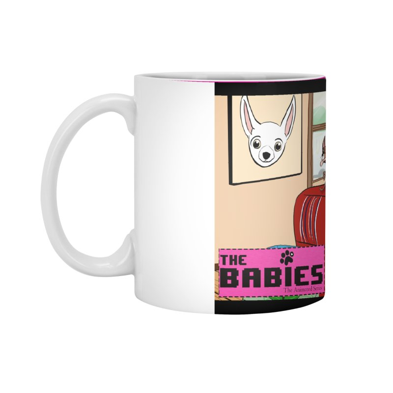The Babies Animated Series  Accessories Mug by Bad Date Kate's Artist Shop