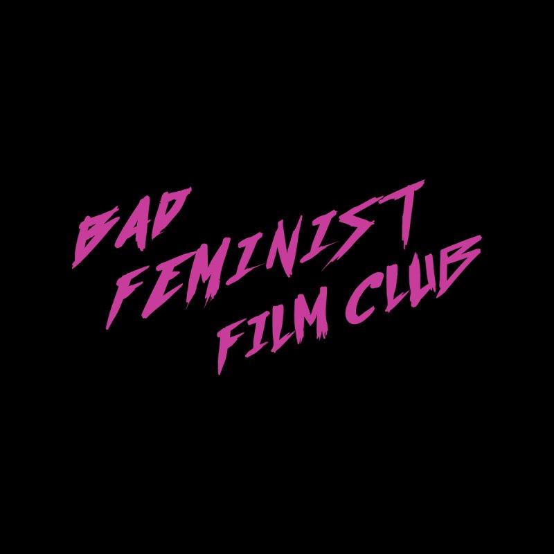 OG Logo Tank by Bad Feminist Film Club