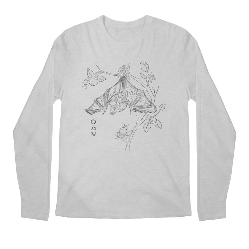 Air Spirit Men's Regular Longsleeve T-Shirt by Bad Girl/Sad Girl