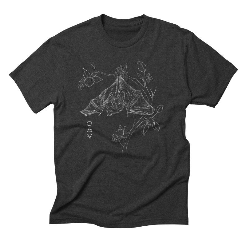 Air Spirit (white) Men's Triblend T-Shirt by badgirlsadgirl's Artist Shop