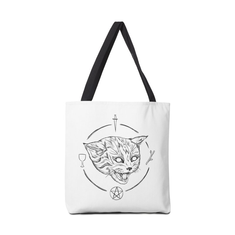 Mewgickal Accessories Tote Bag Bag by Bad Girl/Sad Girl