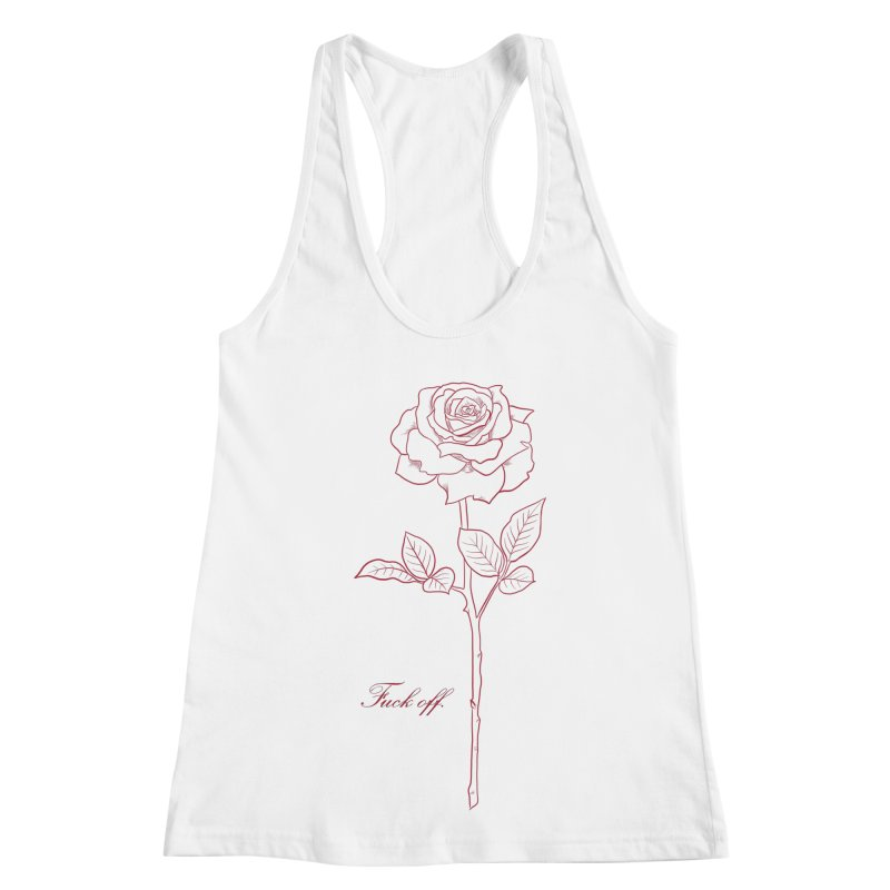 By any other name.. Women's Racerback Tank by Bad Girl/Sad Girl