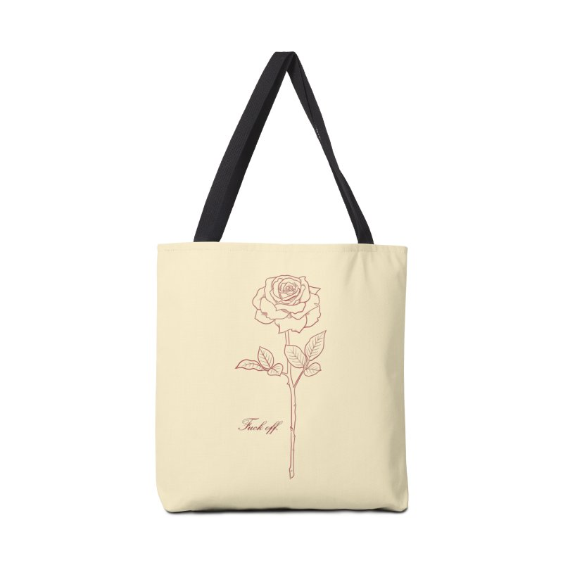 By any other name.. Accessories Tote Bag Bag by Bad Girl/Sad Girl