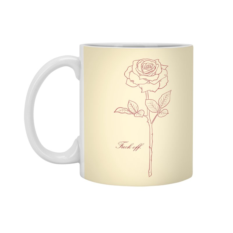 By any other name.. Accessories Standard Mug by badgirlsadgirl's Artist Shop