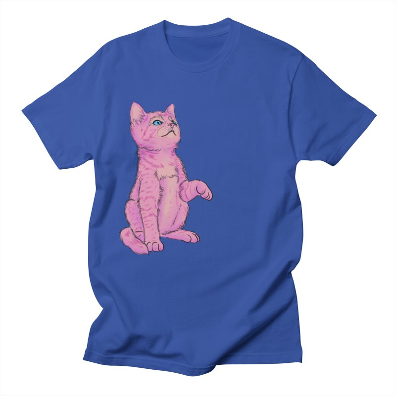 baby meow Men's Regular T-Shirt by Bad Girl/Sad Girl