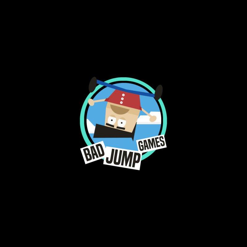 Bad Jump Games Logo Women's T-Shirt by Bad Jump Games Merch Shop