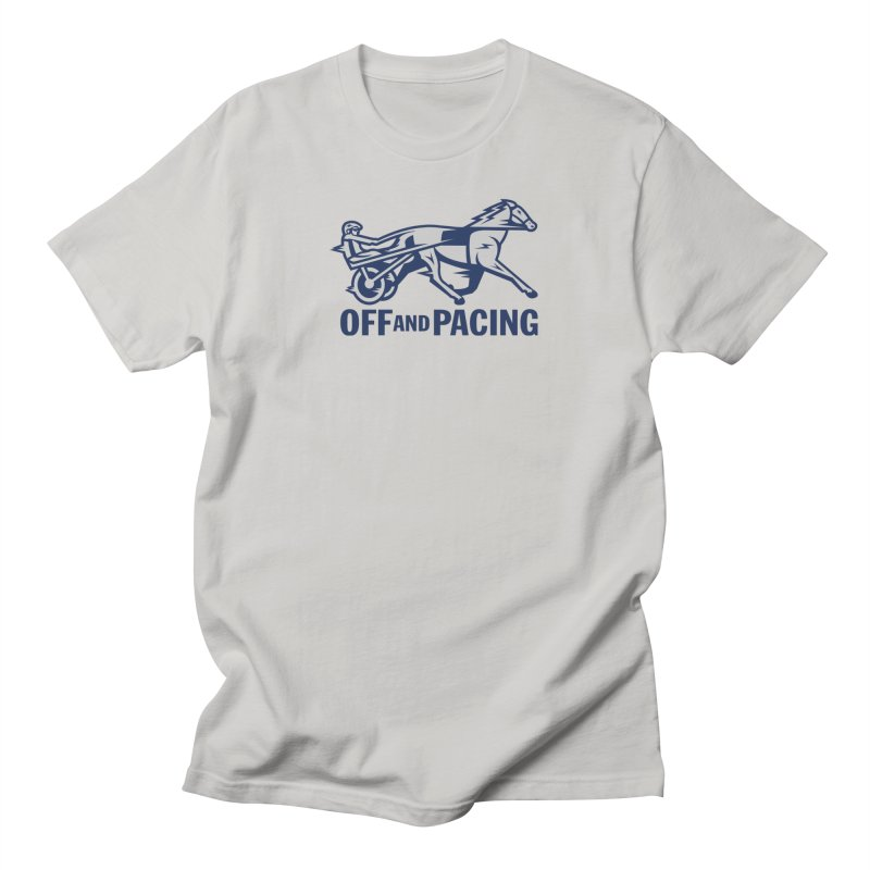 Off and Pacing Men's T-Shirt by Bad Jump Games Merch Shop