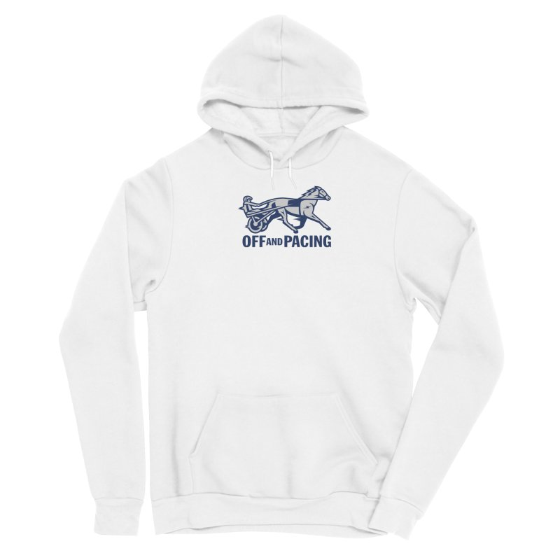 Off and Pacing Women's Pullover Hoody by Bad Jump Games Merch Shop