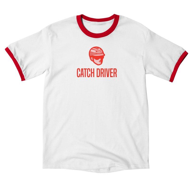 Catch Driver Men's T-Shirt by Bad Jump Games Merch Shop