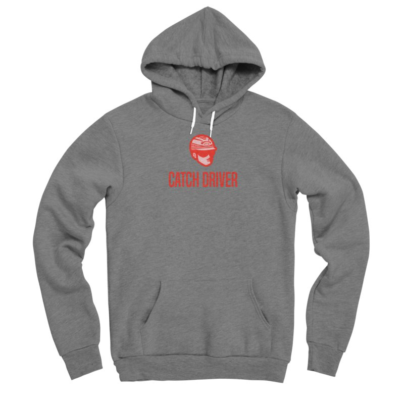 Catch Driver Women's Pullover Hoody by Bad Jump Games Merch Shop