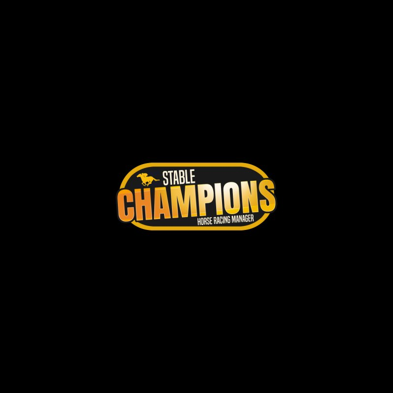 Stable Champions Women's T-Shirt by Bad Jump Games Merch Shop