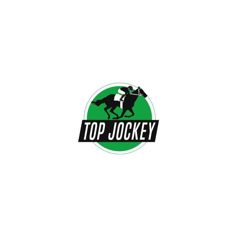 Top Jockey Women's Sweatshirt by Bad Jump Games Merch Shop