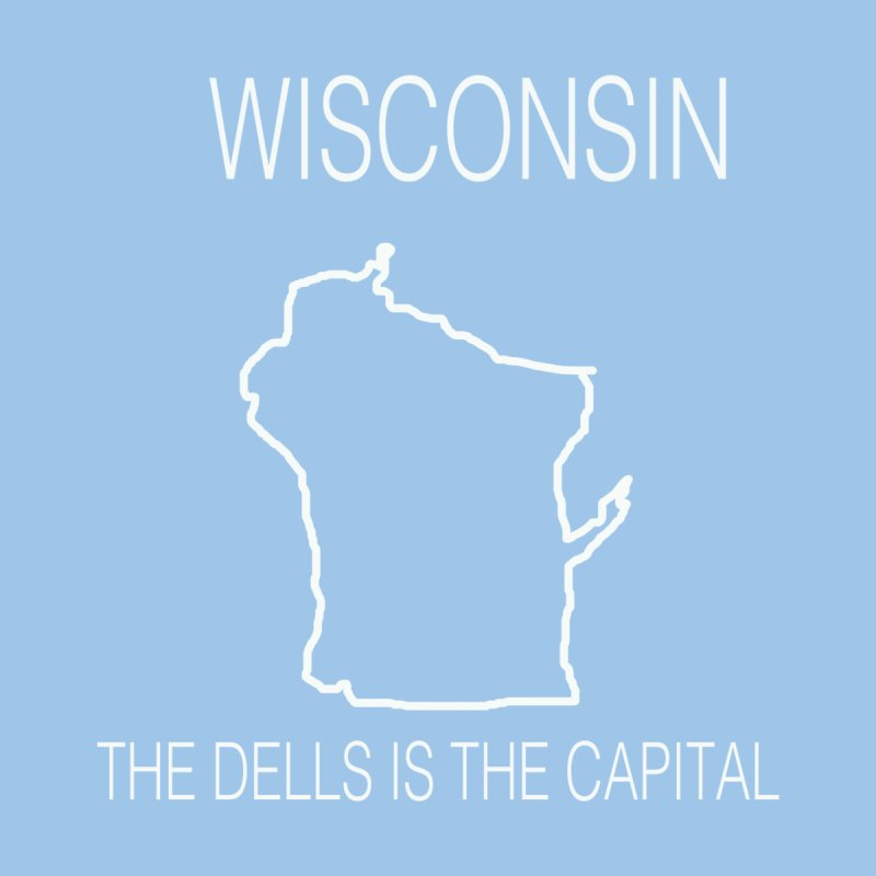 Wisconsin - Capital by badlydrawnstates's Artist Shop
