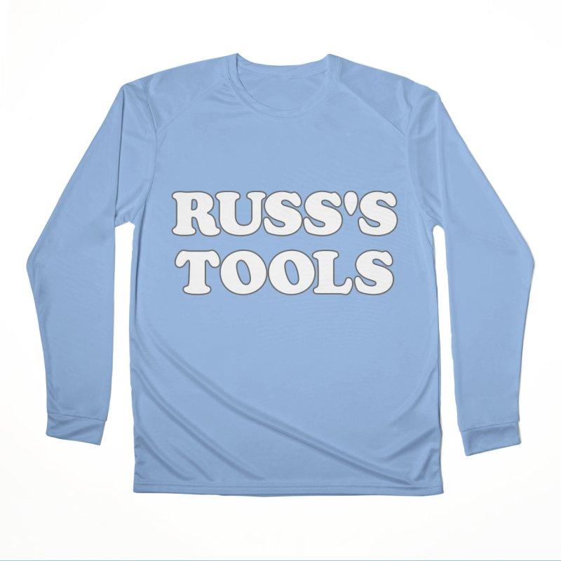 Russ's Tools Women's Longsleeve T-Shirt by BadNewsB