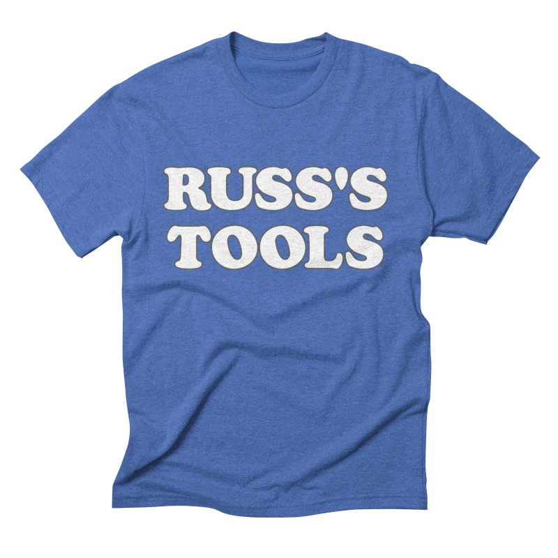 Russ's Tools Men's T-Shirt by BadNewsB