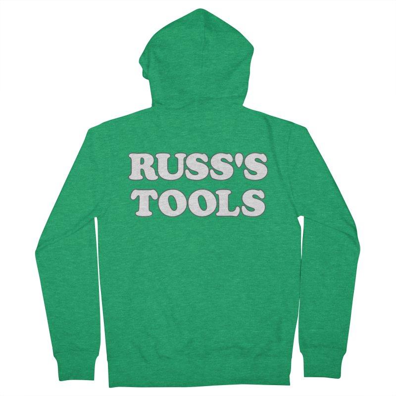Russ's Tools Men's Zip-Up Hoody by BadNewsB